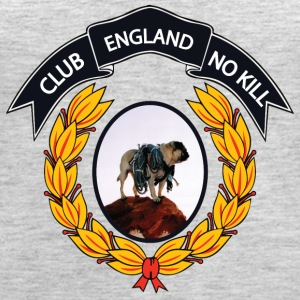 CLUB NO-KILL ENGLAND #1 - Women's Premium Tank Top