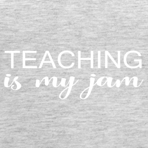 Teaching jam - Women's Premium Tank Top