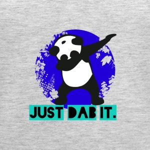 DAB panda dabbing football touchdown mooving dance - Women's Premium Tank Top