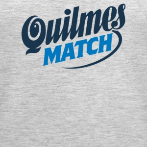 Quilmes Match - Women's Premium Tank Top