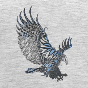 Flight eagle - Women's Premium Tank Top