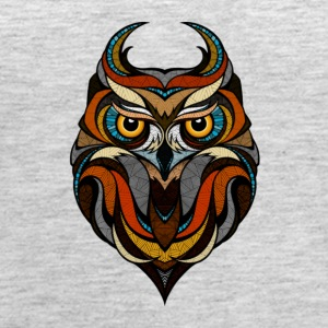 Red Owl - Women's Premium Tank Top
