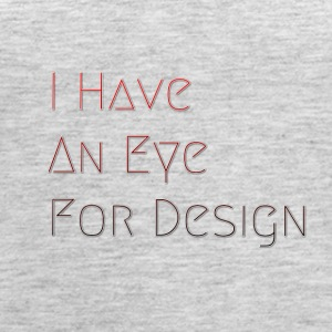 An Eye For Design - Women's Premium Tank Top