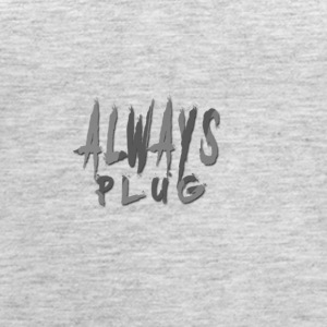 Always Plug - Women's Premium Tank Top
