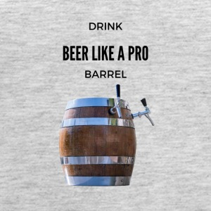 Drink Beer - Women's Premium Tank Top