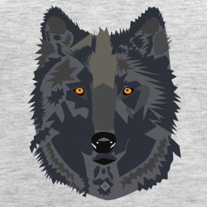 Dark Wolf - Women's Premium Tank Top