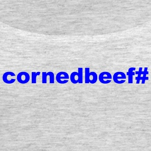 Corned Beef # - Women's Premium Tank Top