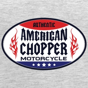 AMERICAN_CHOPPER - Women's Premium Tank Top