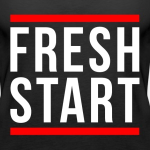 FRESH START NEW BEGINNING