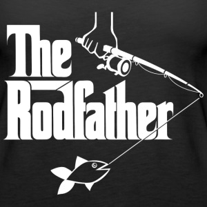 The Rodfather - Women's Premium Tank Top
