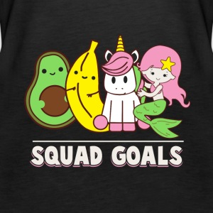 Squad Goals Halloween - Women's Premium Tank Top