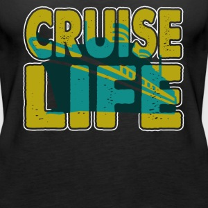 Cruise T Shirt - Women's Premium Tank Top