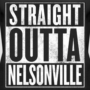 Straight Outta Nelsonville - Women's Premium Tank Top