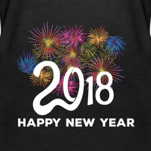 Happy New Year 2018 - Women's Premium Tank Top