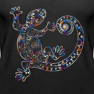 Lizard Tee Shirt - Women's Premium Tank Top