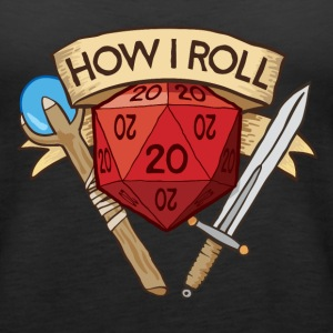 How I Roll D&D DND