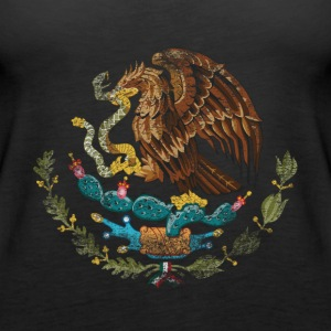 Mexican Coat of Arms Mexico Symbol - Women's Premium Tank Top