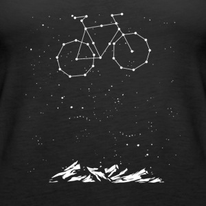 Bike Constellation - Women's Premium Tank Top