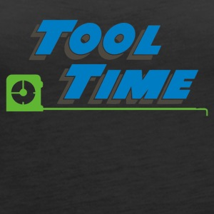 Tool Time - Women's Premium Tank Top