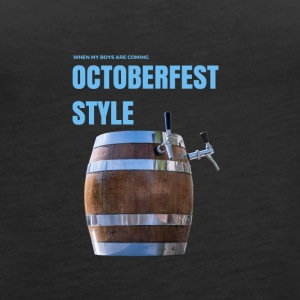 Beer Octoberfest - Women's Premium Tank Top