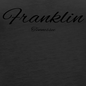 Tennessee Franklin US DESIGN EDITION - Women's Premium Tank Top
