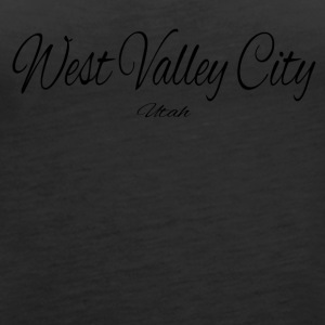 Utah West Valley City US DESIGN EDITION - Women's Premium Tank Top