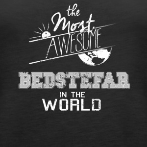 Awesome Bedstefar Danish Grandfather - Women's Premium Tank Top