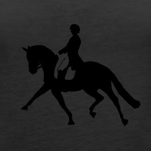 Dressage - Women's Premium Tank Top