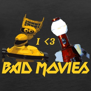 I Love Bad Movies - Mystery Science Theater 3000 - Women's Premium Tank Top