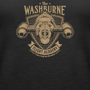 Washburne Flight Academy - Women's Premium Tank Top