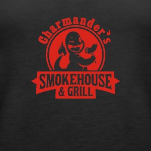 Smokehouse and Grill - Women's Premium Tank Top