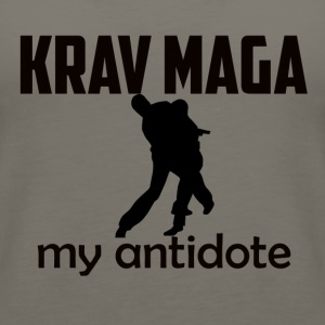 krav_maga design - Women's Premium Tank Top