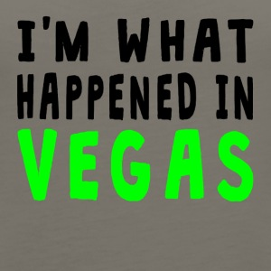 I'm What Happened In Vegas - Women's Premium Tank Top