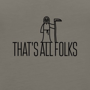 That's all folks - Women's Premium Tank Top