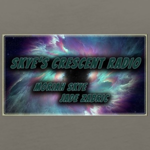 Skye's Crescent Radio - Women's Premium Tank Top