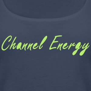 Simply Channel Energy - Women's Premium Tank Top