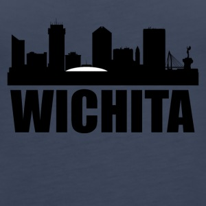 Wichita KS Skyline - Women's Premium Tank Top