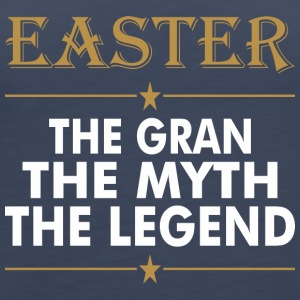 Easter The Gran The Myth The Legend - Women's Premium Tank Top