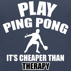 ping pong designs - Women's Premium Tank Top