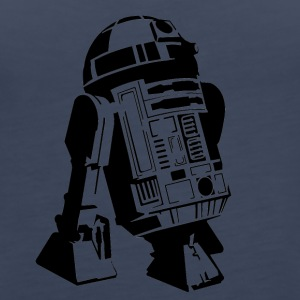 R2D2 design - Women's Premium Tank Top
