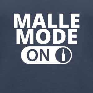 MODE ON MALLE - Women's Premium Tank Top