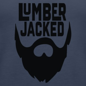 Lumber Jacked - Women's Premium Tank Top