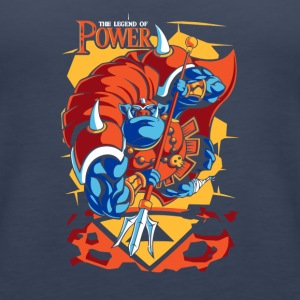 Power Of Attack - Women's Premium Tank Top