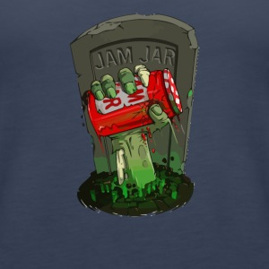 From the grave - Women's Premium Tank Top