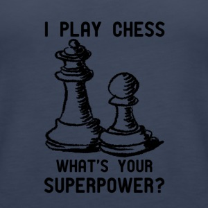 CHESS CAMPAIGN - Women's Premium Tank Top
