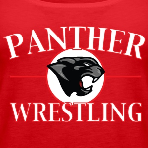 Panther Wrestling - Women's Premium Tank Top