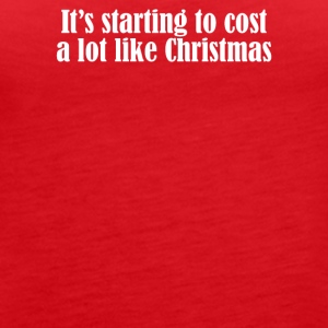 Christmas Cost - Women's Premium Tank Top
