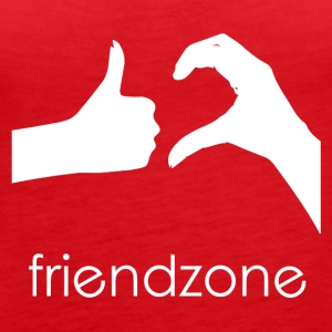 FRIENDZONE - Women's Premium Tank Top