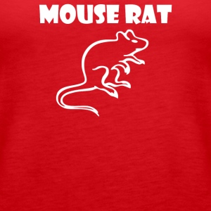 Mouse Rat - Women's Premium Tank Top