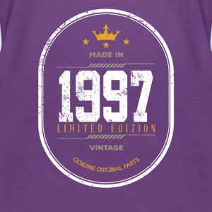 Made In 1997 Limited Edition Vintage - Women's Premium Tank Top
